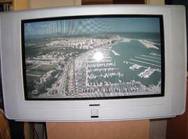 Widescreen Colour Television