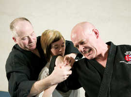 a whole week of free martial art lessons
