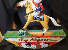 Roy Roger's and trigger horse