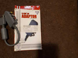 PLASYSTATION G CON ADAPTOR FOR USE WITH SCORPION GAME a PS collectors item
