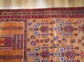 Hand made, Vintage, Iranian Carpet