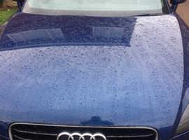 Audi TT, 2010 (60) Blue Coupe, Manual Diesel, 70,000 miles