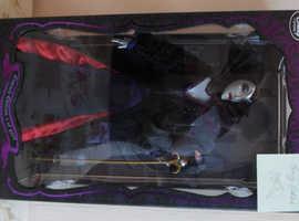 Disney Maleficent limited edition of 4000 doll (NRFB)