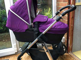 Silver Cross - Pioneer travel system + extras. Very good condition