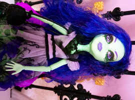 Monster High Doll #41C Amanita Nightshade
