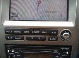Nissan X-TRAIL, 2005 (05) Black Estate, Manual Diesel, 142,239 miles