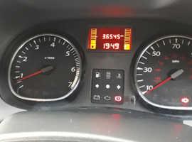 Dacia Duster, 2013 (13) White Hatchback, Manual Diesel, 36,545 miles