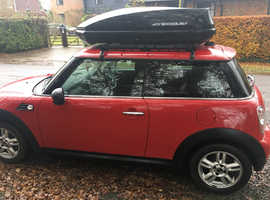 Mini MINI, 2011 (11) Red Hatchback, Manual Petrol, 130,650 miles
