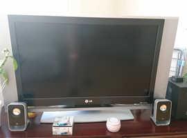 LG rz32lz55  32''  HD TV  with DASP (Digital Audio Surround Processor) for sale. Arbroath