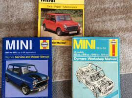 Mini workshop Manuals