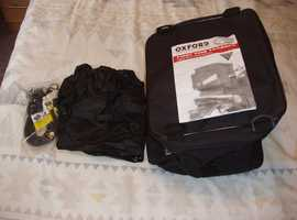 Motorcycle tail pack