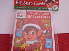Elf snap cards