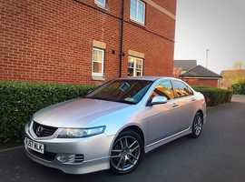 "2007 57 REG Honda Accord 2.0 i-VTEC Type S Auto 4dr "" HPI CLEAR """