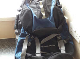 High Gear Backpack