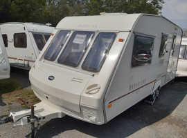 1999 ABI Manhattan 510, 4 berth caravan, awning & free extras, ready to use now