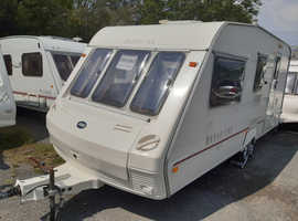 1999 ABI Manhattan 510, 4 berth caravan, awning & free extras, ready to use now