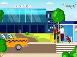 Airport Taxi Transfers Stoke on Trent and Staffordshire