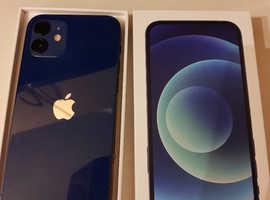 Apple iPhone 12 64gb - blue