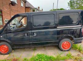 LVD 2500cc van for sale