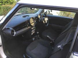 Mini MINI, 2008 (08) White Hatchback, Manual Petrol, 90,745 miles