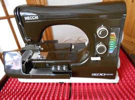 NECCHI SEWING MACHINE GOOD WORKING ORDER