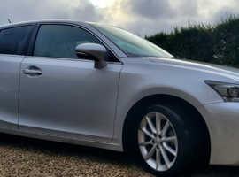 Lexus Ct, 2011 (11) Silver Hatchback, Cvt , 167,000 miles
