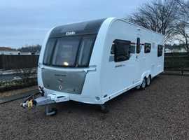 Elddis Avante 840 2019 Model 21ft