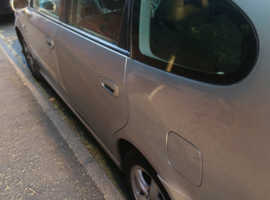 Honda Stream, 2004 (54) Silver Estate, Manual Petrol, 140,000 miles