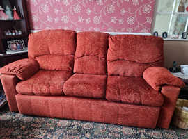 3 piece suite available for collection