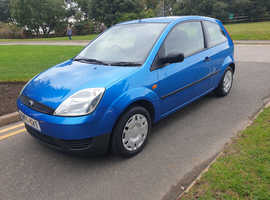 FORD FIESTA 1.2 LX,63000 MILES ONLY,FULL BIRCHWOOD FORD HISTORY,ONE OWNER 15 YEARS,£1295.