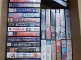 VHS Children's Videos