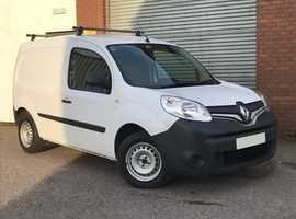 65 Plate Renault Kangoo 1.5 ML19 DCI 75 Business Van, 5 Dr, 1 Registered Keeper, No Vat, Lovely Van