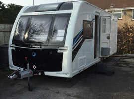 Lunar Clubman SI Caravan inclusive package 2017