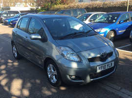 2010 Toyota Yaris TR VVT-I 1.3 Petrol - Mot 04/22 - £30 Road tax - 1 Prev owner