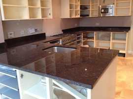 Low Price Tan Brown Granite Worktop Sale by Astrum Granite London