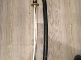Samurai sward