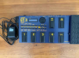 Boss GT-3 Guitar effects pedal. Awesome piece of kit..