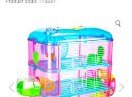 3 tier hamster cage for sale