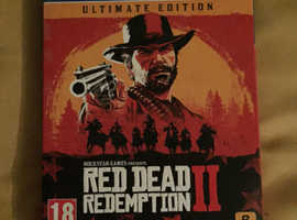 Red Dead 2 limited edition PS4