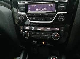 Nissan Qashqai, 2016 (66) Grey Hatchback, Manual Diesel, 45,904 miles
