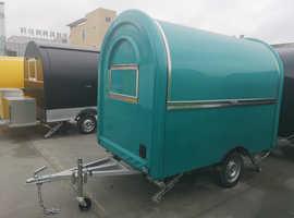 ERZODA/Catering trailer coffee pizza ice cream food trailer food truck
