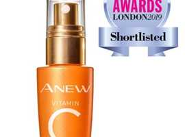 Anew Vitamin C Serum FREE courier delivery to any UK address + FREE eye cream sample!
