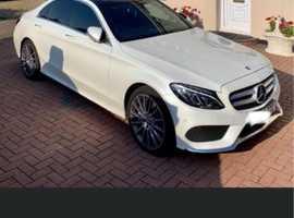 Mercedes C250, 2016 (16), Automatic Diesel, 78,319 miles