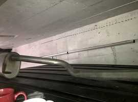 2004 Ford Transit Connect 1.8di Centre and Rear Exhaust Sections