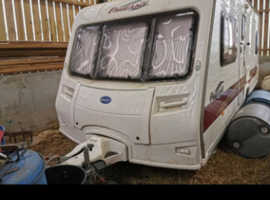 Baileys caravan