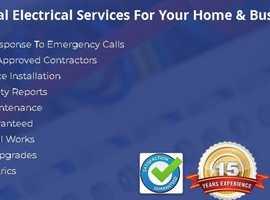 Electrician   EFS Electrical Ltd   Bolton