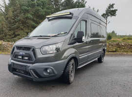 FORD TRANSIT GIANT by Wellhouse 170PS 4WD MANUAL
