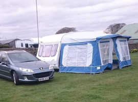 2 berth Swift rapide 380 gxl with motormover