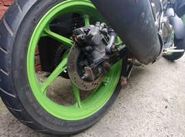 Scorpion zontes 125cc