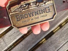Browning belt